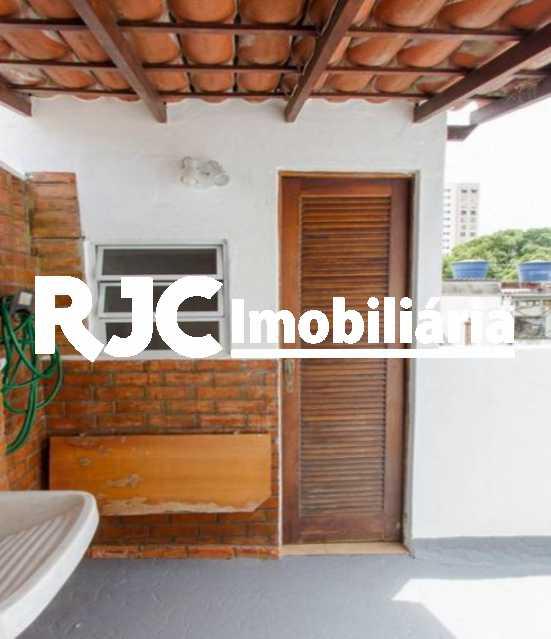 29 - Casa 3 quartos à venda Maracanã, Rio de Janeiro - R$ 900.000 - MBCA30235 - 30