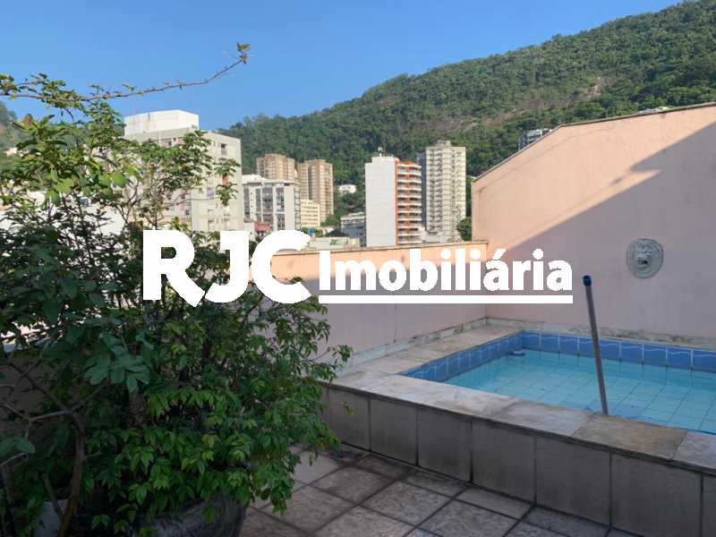 03 - Cobertura 3 quartos à venda Laranjeiras, Rio de Janeiro - R$ 1.600.000 - MBCO30396 - 4