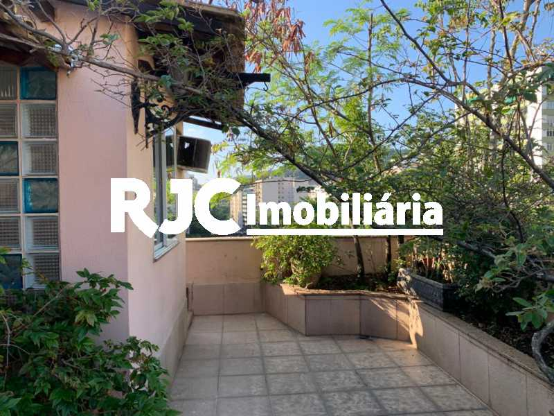 04 - Cobertura 3 quartos à venda Laranjeiras, Rio de Janeiro - R$ 1.600.000 - MBCO30396 - 5