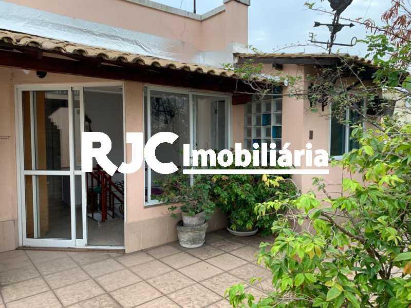 06 - Cobertura 3 quartos à venda Laranjeiras, Rio de Janeiro - R$ 1.600.000 - MBCO30396 - 7