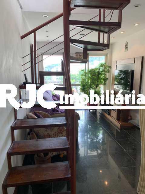 08 - Cobertura 3 quartos à venda Laranjeiras, Rio de Janeiro - R$ 1.600.000 - MBCO30396 - 9