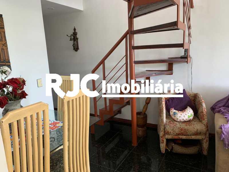 09 - Cobertura 3 quartos à venda Laranjeiras, Rio de Janeiro - R$ 1.600.000 - MBCO30396 - 10