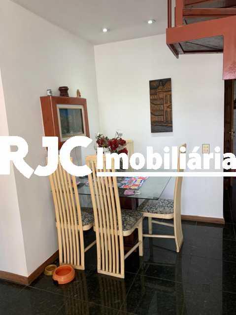 10 - Cobertura 3 quartos à venda Laranjeiras, Rio de Janeiro - R$ 1.600.000 - MBCO30396 - 11