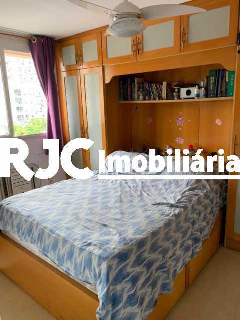 11 - Cobertura 3 quartos à venda Laranjeiras, Rio de Janeiro - R$ 1.600.000 - MBCO30396 - 12