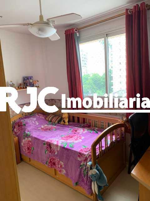 13 - Cobertura 3 quartos à venda Laranjeiras, Rio de Janeiro - R$ 1.600.000 - MBCO30396 - 14