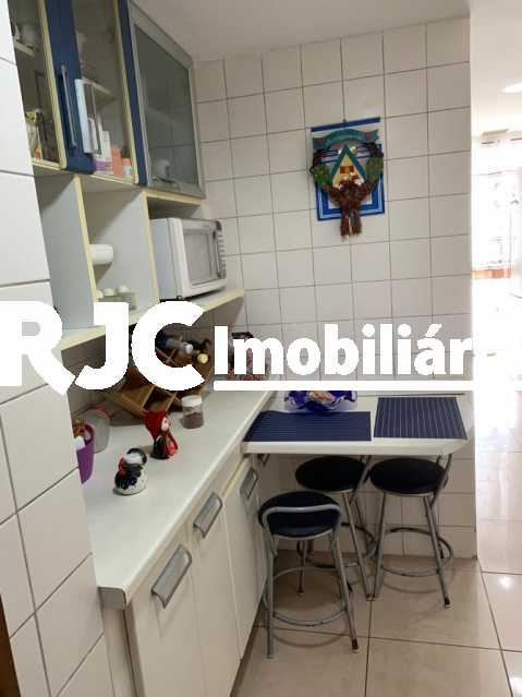 17 - Cobertura 3 quartos à venda Laranjeiras, Rio de Janeiro - R$ 1.600.000 - MBCO30396 - 18