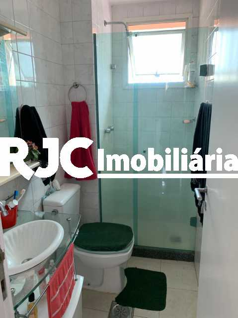18 - Cobertura 3 quartos à venda Laranjeiras, Rio de Janeiro - R$ 1.600.000 - MBCO30396 - 19