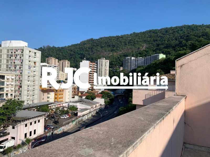 20 - Cobertura 3 quartos à venda Laranjeiras, Rio de Janeiro - R$ 1.600.000 - MBCO30396 - 21