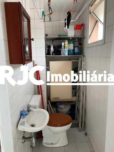 22 - Cobertura 3 quartos à venda Laranjeiras, Rio de Janeiro - R$ 1.600.000 - MBCO30396 - 23