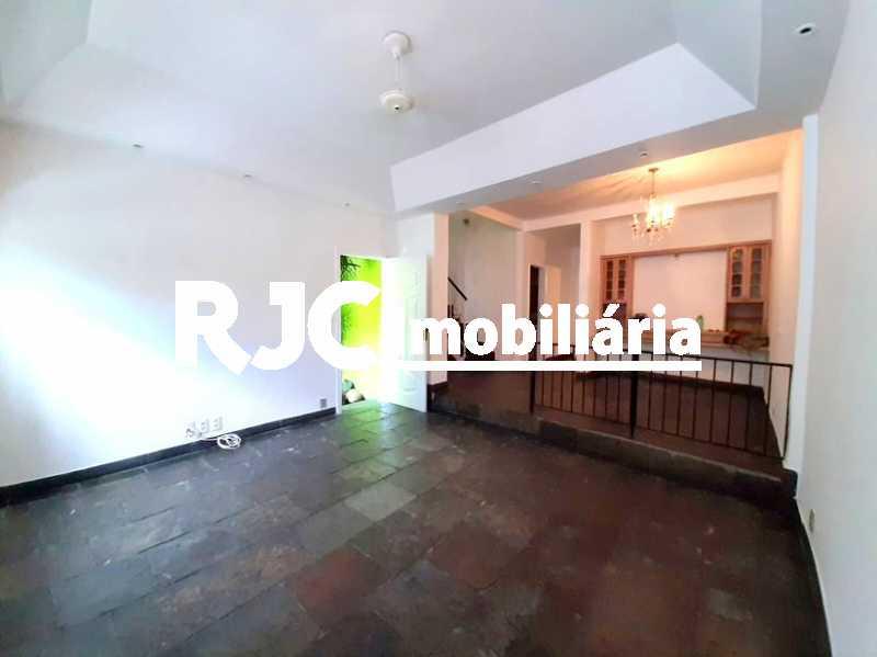 1 - Casa 3 quartos à venda Santa Teresa, Rio de Janeiro - R$ 480.000 - MBCA30236 - 1