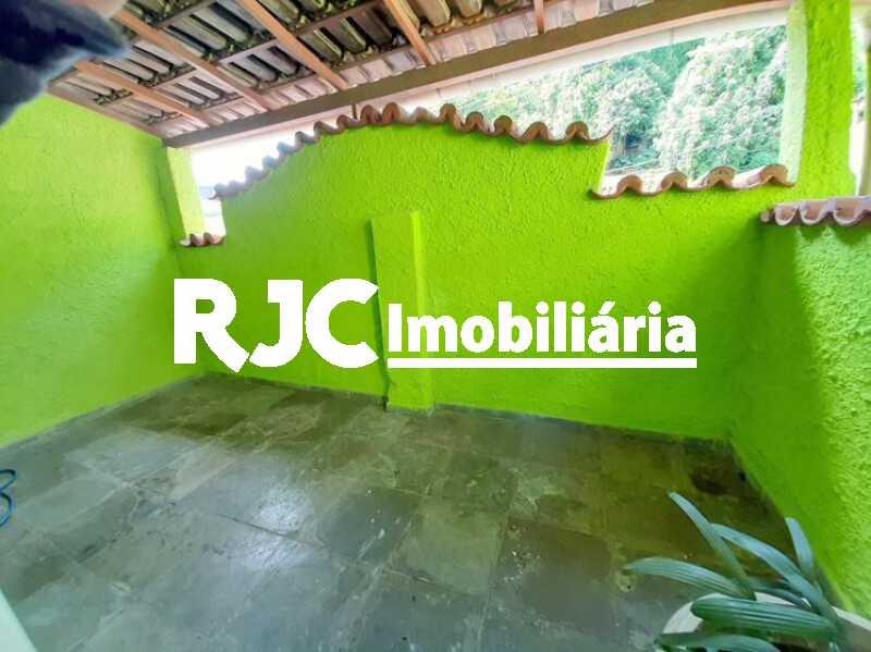18 - Casa 3 quartos à venda Santa Teresa, Rio de Janeiro - R$ 480.000 - MBCA30236 - 19