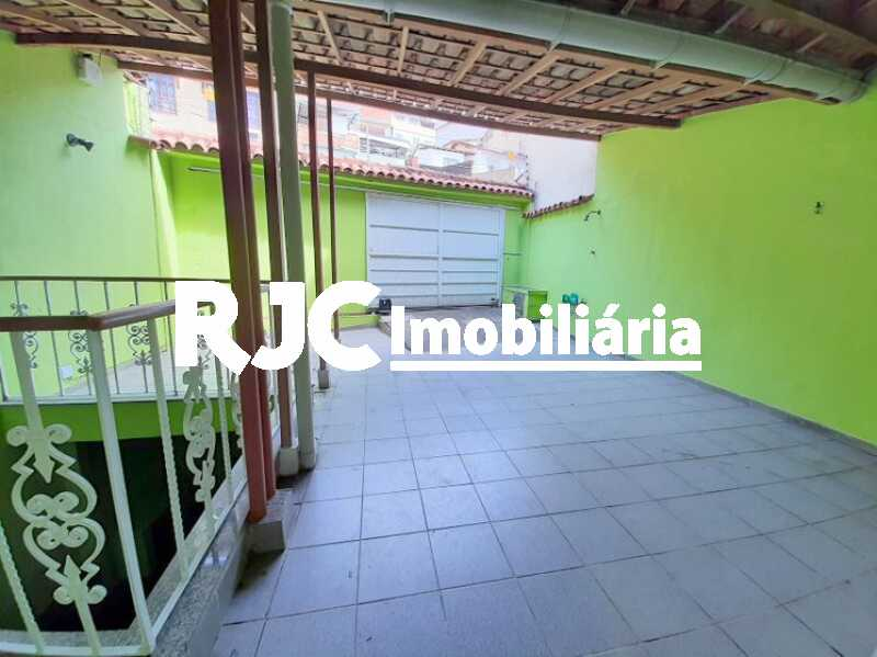 19 - Casa 3 quartos à venda Santa Teresa, Rio de Janeiro - R$ 480.000 - MBCA30236 - 20