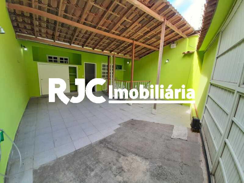 20 - Casa 3 quartos à venda Santa Teresa, Rio de Janeiro - R$ 480.000 - MBCA30236 - 21