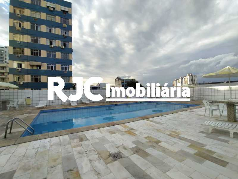 11891_G1613767188 - Apartamento 1 quarto à venda Rio Comprido, Rio de Janeiro - R$ 350.000 - MBAP10974 - 1