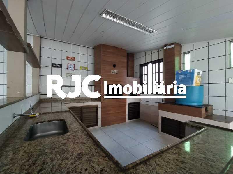 11891_G1613767192 - Apartamento 1 quarto à venda Rio Comprido, Rio de Janeiro - R$ 350.000 - MBAP10974 - 4