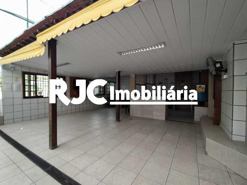 11891_G1613767195 1 - Apartamento 1 quarto à venda Rio Comprido, Rio de Janeiro - R$ 350.000 - MBAP10974 - 5