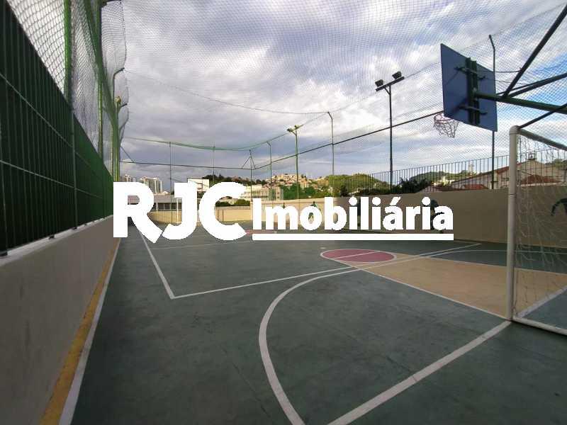 11891_G1613767213 - Apartamento 1 quarto à venda Rio Comprido, Rio de Janeiro - R$ 350.000 - MBAP10974 - 10