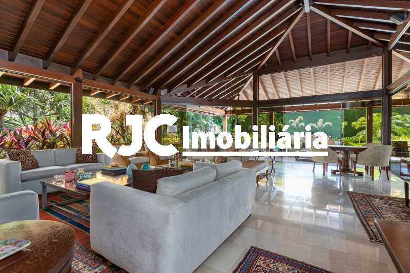 Casa no Malibu - 16 - Casa em Condomínio 4 quartos à venda Barra da Tijuca, Rio de Janeiro - R$ 12.000.000 - MBCN40017 - 13