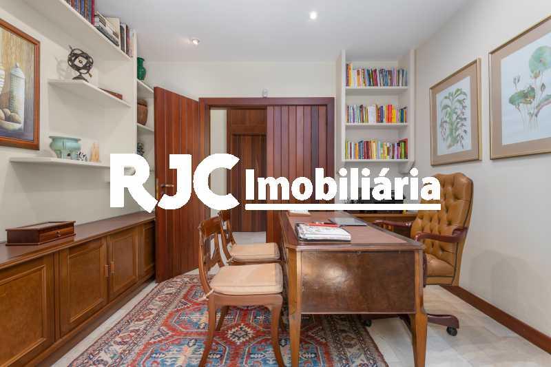 Casa no Malibu - 22 - Casa em Condomínio 4 quartos à venda Barra da Tijuca, Rio de Janeiro - R$ 12.000.000 - MBCN40017 - 17