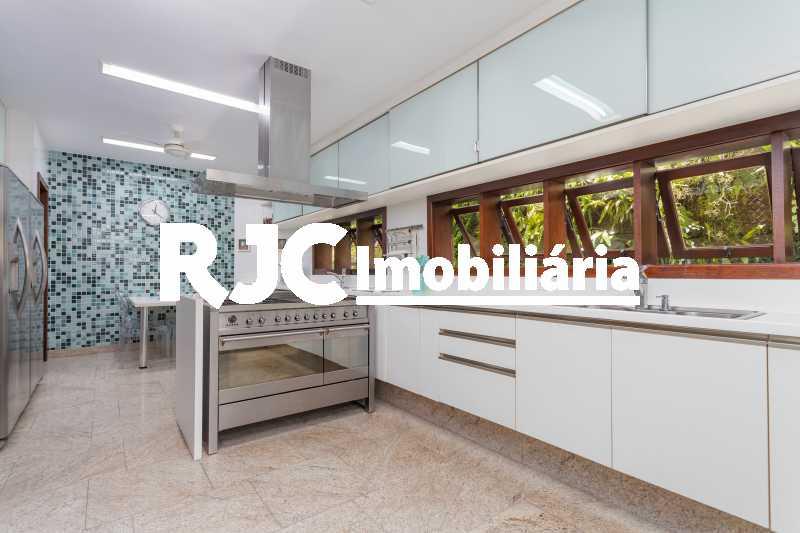 Casa no Malibu - 24 - Casa em Condomínio 4 quartos à venda Barra da Tijuca, Rio de Janeiro - R$ 12.000.000 - MBCN40017 - 19