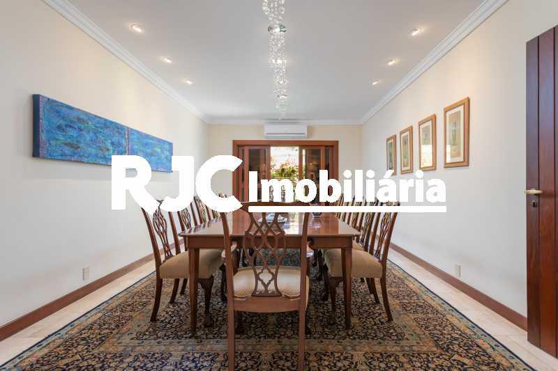 Casa no Malibu - 25 - Casa em Condomínio 4 quartos à venda Barra da Tijuca, Rio de Janeiro - R$ 12.000.000 - MBCN40017 - 20