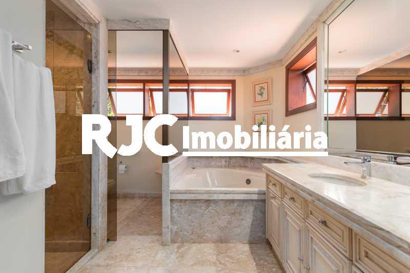 Casa no Malibu - 32 - Casa em Condomínio 4 quartos à venda Barra da Tijuca, Rio de Janeiro - R$ 12.000.000 - MBCN40017 - 23