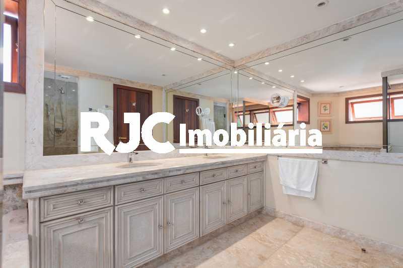 Casa no Malibu - 33 - Casa em Condomínio 4 quartos à venda Barra da Tijuca, Rio de Janeiro - R$ 12.000.000 - MBCN40017 - 24