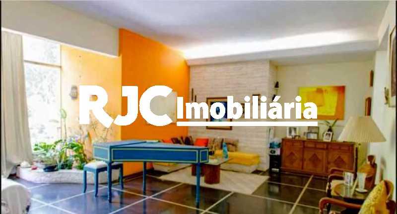 1 - Casa em Condomínio 4 quartos à venda Tijuca, Rio de Janeiro - R$ 1.500.000 - MBCN40018 - 1