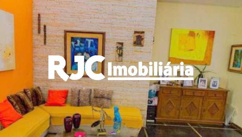 3 - Casa em Condomínio 4 quartos à venda Tijuca, Rio de Janeiro - R$ 1.500.000 - MBCN40018 - 4