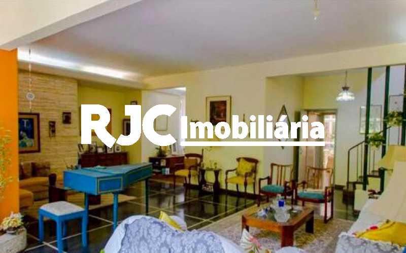 4 - Casa em Condomínio 4 quartos à venda Tijuca, Rio de Janeiro - R$ 1.500.000 - MBCN40018 - 5
