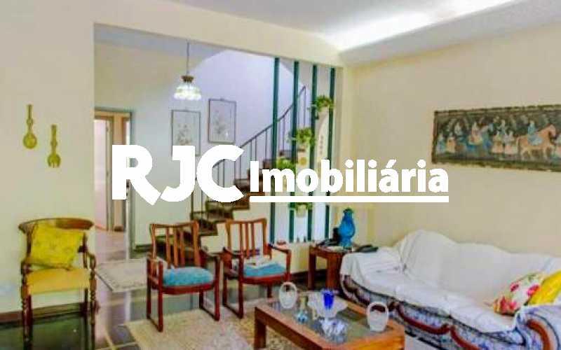 9 - Casa em Condomínio 4 quartos à venda Tijuca, Rio de Janeiro - R$ 1.500.000 - MBCN40018 - 10