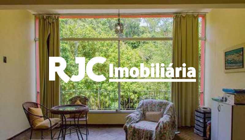 11 - Casa em Condomínio 4 quartos à venda Tijuca, Rio de Janeiro - R$ 1.500.000 - MBCN40018 - 12