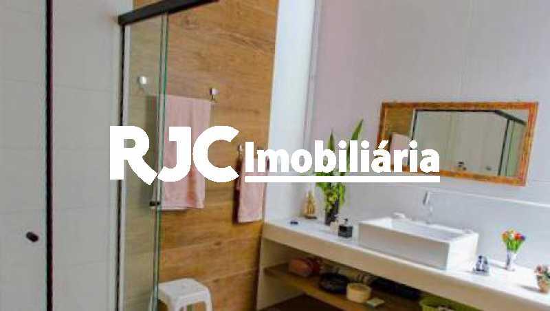 13 - Casa em Condomínio 4 quartos à venda Tijuca, Rio de Janeiro - R$ 1.500.000 - MBCN40018 - 14