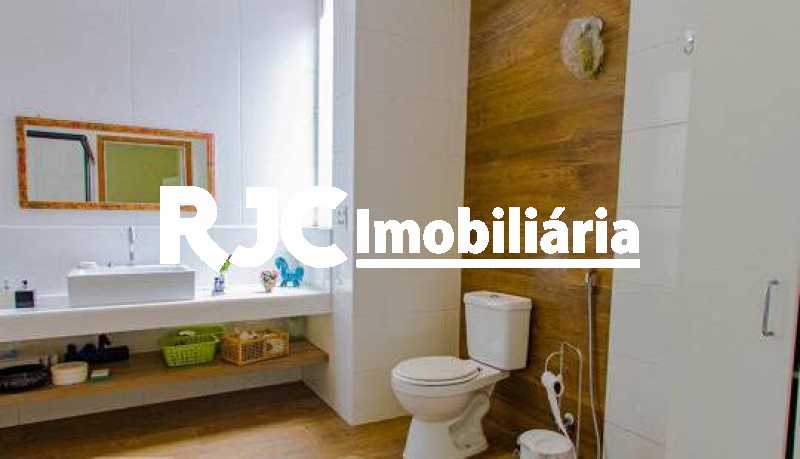 14 - Casa em Condomínio 4 quartos à venda Tijuca, Rio de Janeiro - R$ 1.500.000 - MBCN40018 - 15