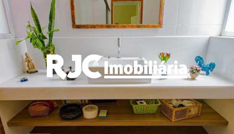 15 - Casa em Condomínio 4 quartos à venda Tijuca, Rio de Janeiro - R$ 1.500.000 - MBCN40018 - 16