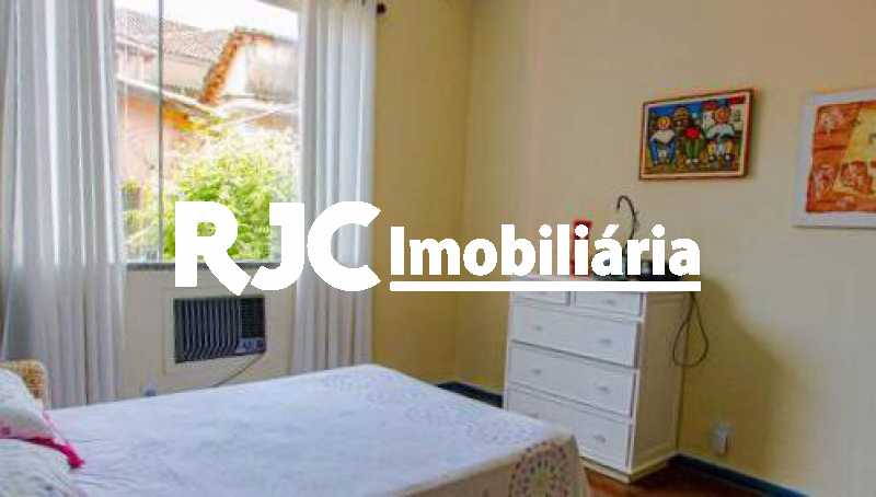 21 - Casa em Condomínio 4 quartos à venda Tijuca, Rio de Janeiro - R$ 1.500.000 - MBCN40018 - 22