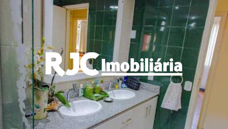 22 - Casa em Condomínio 4 quartos à venda Tijuca, Rio de Janeiro - R$ 1.500.000 - MBCN40018 - 23
