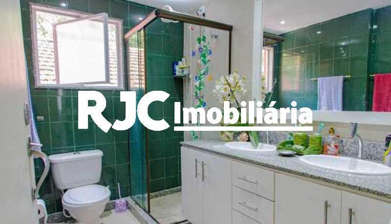 23 - Casa em Condomínio 4 quartos à venda Tijuca, Rio de Janeiro - R$ 1.500.000 - MBCN40018 - 24