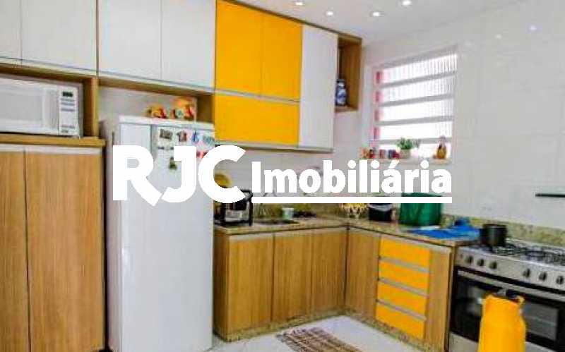 24 - Casa em Condomínio 4 quartos à venda Tijuca, Rio de Janeiro - R$ 1.500.000 - MBCN40018 - 25