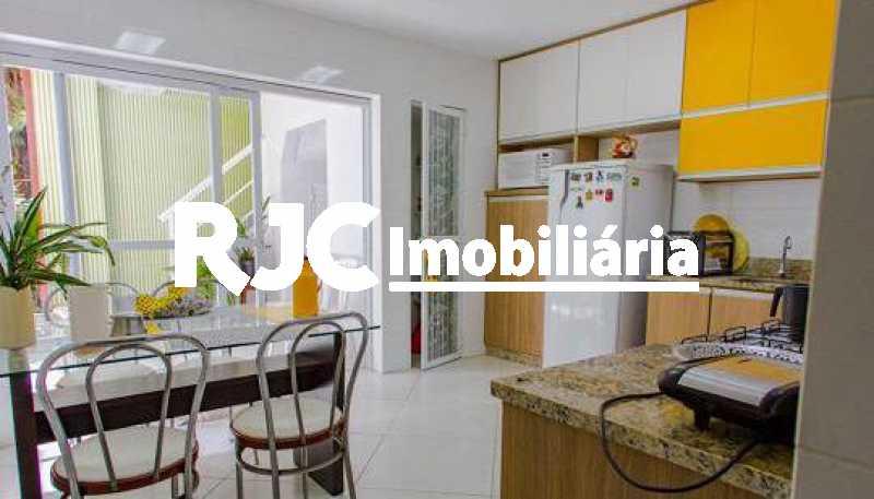 25 - Casa em Condomínio 4 quartos à venda Tijuca, Rio de Janeiro - R$ 1.500.000 - MBCN40018 - 26