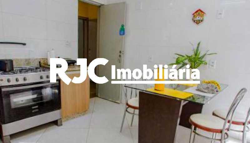 26 - Casa em Condomínio 4 quartos à venda Tijuca, Rio de Janeiro - R$ 1.500.000 - MBCN40018 - 27