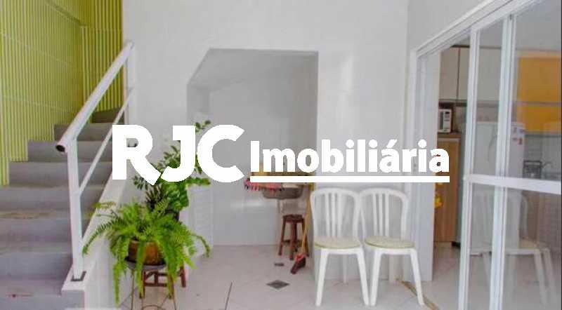 27 - Casa em Condomínio 4 quartos à venda Tijuca, Rio de Janeiro - R$ 1.500.000 - MBCN40018 - 28