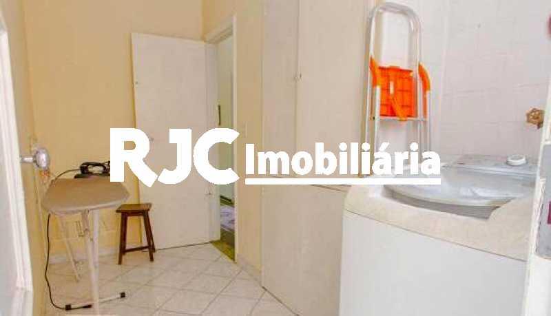 28 - Casa em Condomínio 4 quartos à venda Tijuca, Rio de Janeiro - R$ 1.500.000 - MBCN40018 - 29