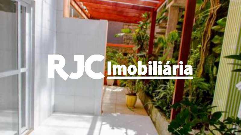 30 - Casa em Condomínio 4 quartos à venda Tijuca, Rio de Janeiro - R$ 1.500.000 - MBCN40018 - 31
