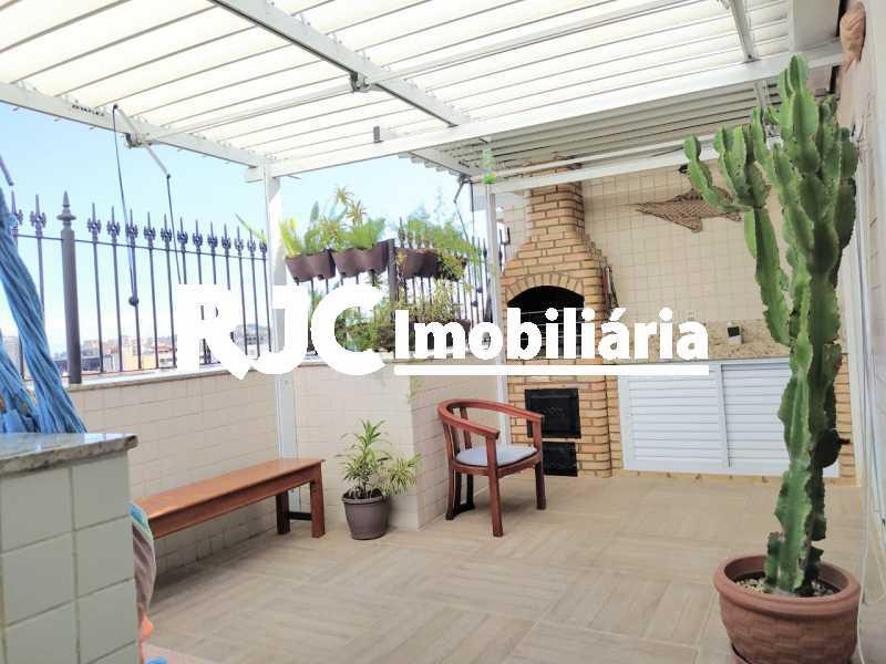 1. - Cobertura 1 quarto à venda Tijuca, Rio de Janeiro - R$ 685.000 - MBCO10017 - 1