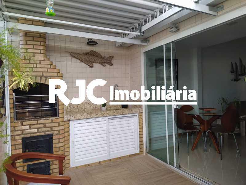 3. - Cobertura 1 quarto à venda Tijuca, Rio de Janeiro - R$ 685.000 - MBCO10017 - 4