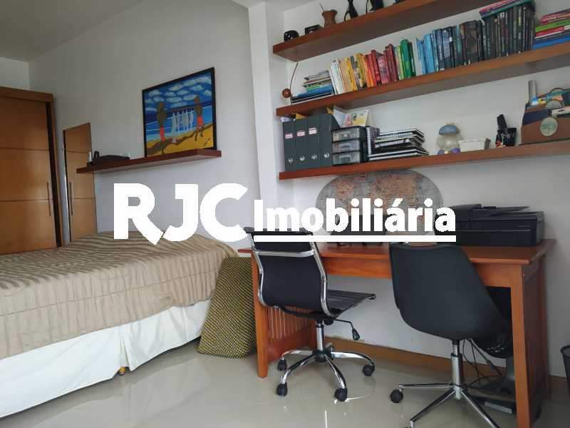 10. - Cobertura 1 quarto à venda Tijuca, Rio de Janeiro - R$ 685.000 - MBCO10017 - 9