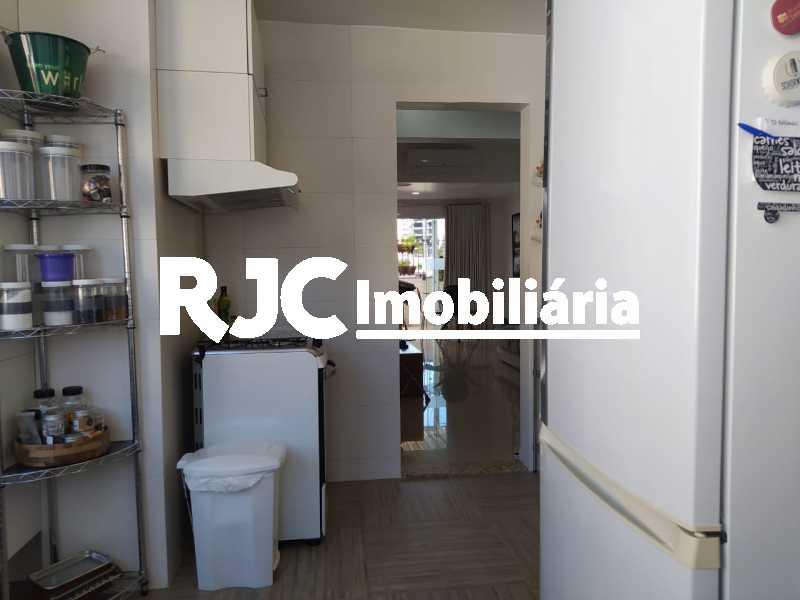 14.1. - Cobertura 1 quarto à venda Tijuca, Rio de Janeiro - R$ 685.000 - MBCO10017 - 13