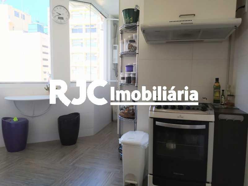 14. - Cobertura 1 quarto à venda Tijuca, Rio de Janeiro - R$ 685.000 - MBCO10017 - 14