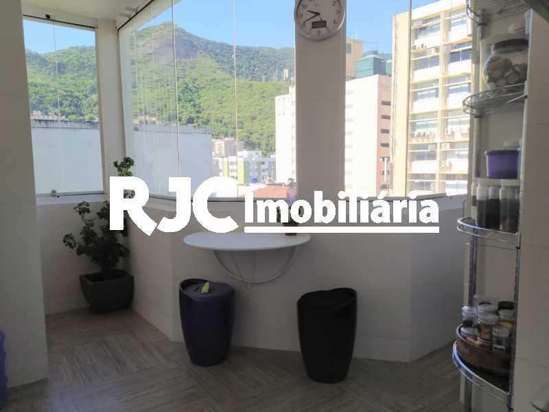17. - Cobertura 1 quarto à venda Tijuca, Rio de Janeiro - R$ 685.000 - MBCO10017 - 21